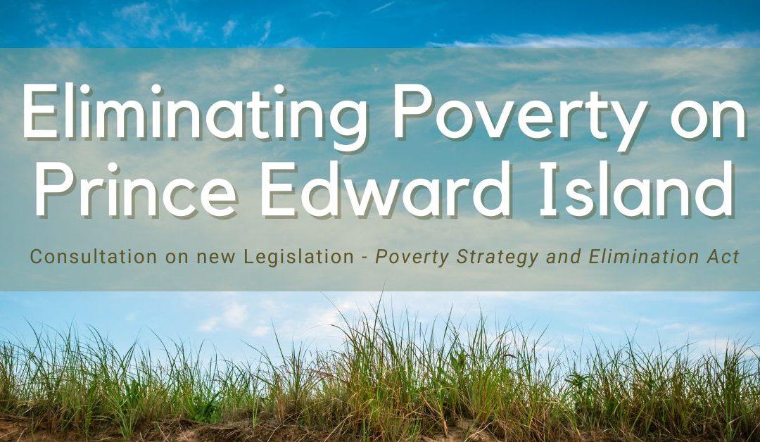 Eliminating Poverty on Prince Edward Island