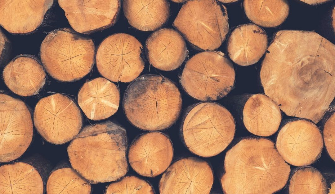 Local wood is the most sustainable option